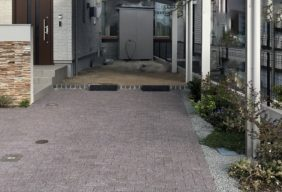 【 K様邸 / レイナポートグラン(カーポート) 】