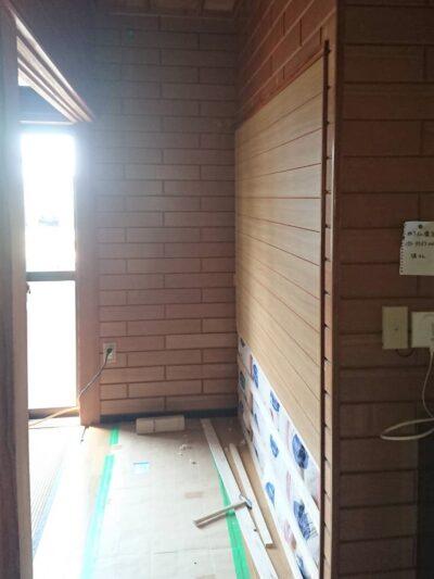 【F様邸/クローゼット取付】